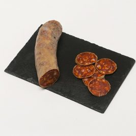 Chorizo Imperial Raza Duroc mitades