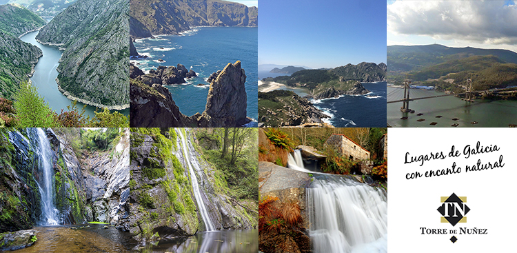 Lugares de Galicia con encanto natural