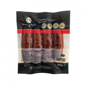 Chorizo Curado Extra Dulce 300g
