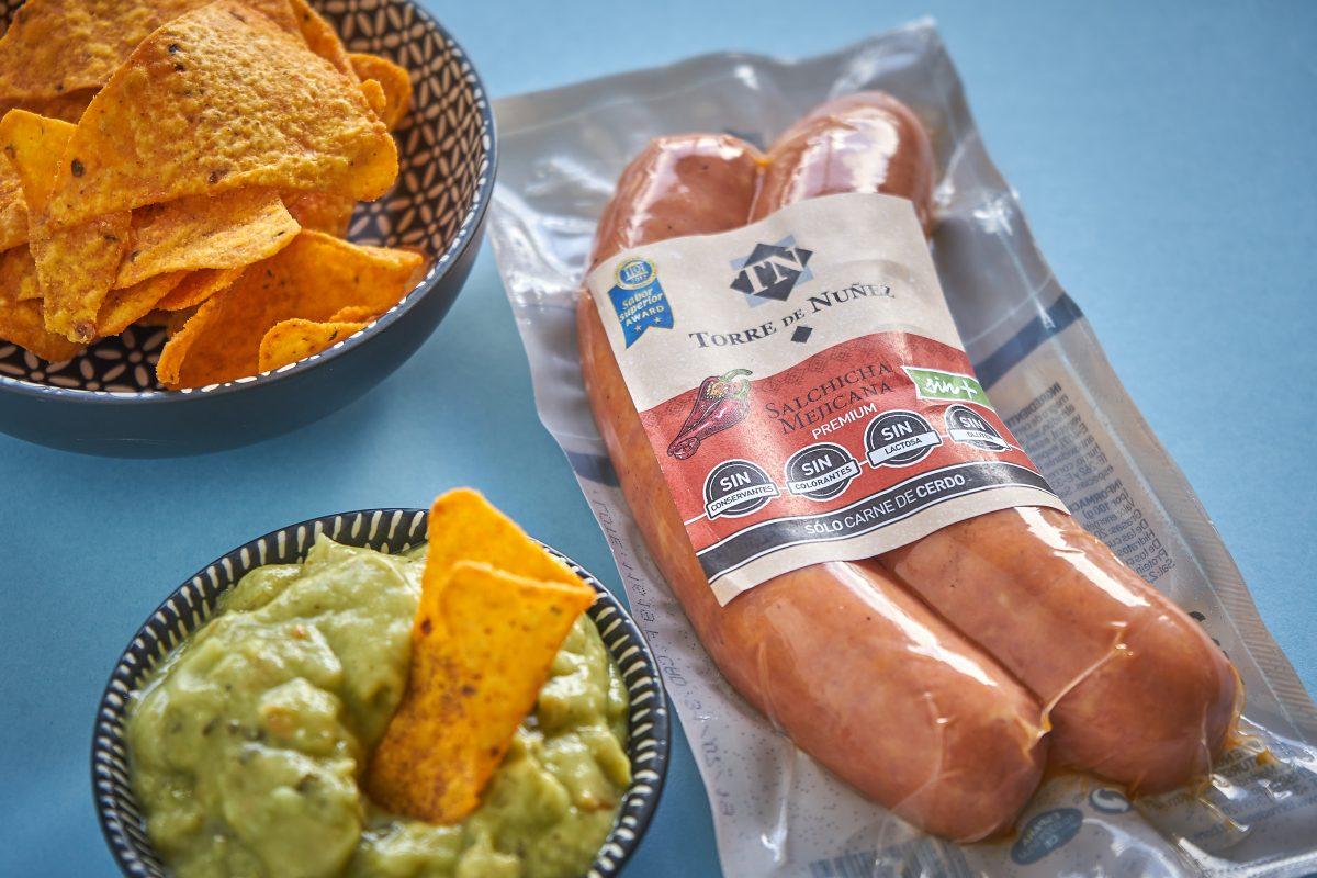 salchichas mexicanas sin +
