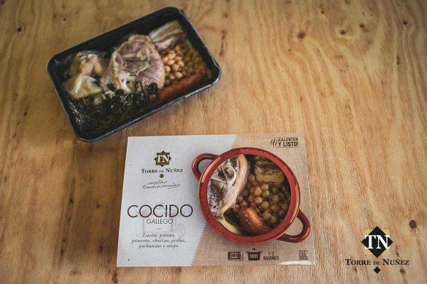 cocido gallego microondas