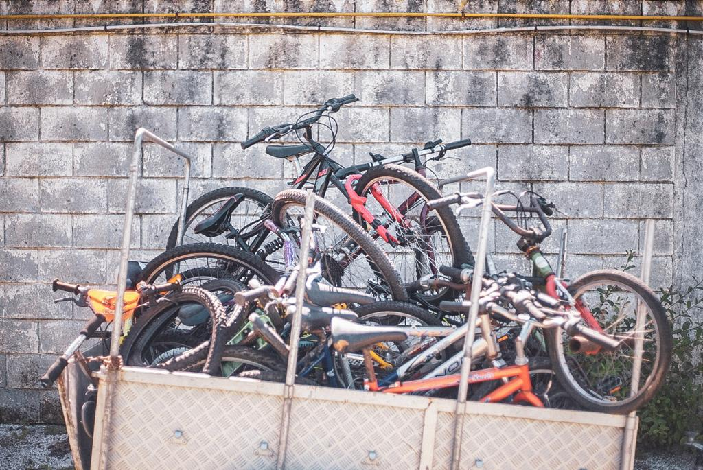 recycling bicicletas solidarias